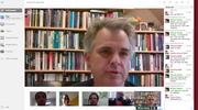 Screenshots from meta-academy@bates 2013 hangouts
