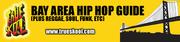 MySpace Bay Area Hip Hop Guide Banner