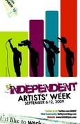 Independent Artists' Week (Sept. 6-13)