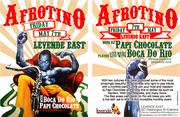 Afrotino w/ DJ Papi Chocolate, Live music by: Boca Do Rio