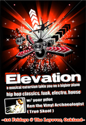 Elevation w/ Ren the Vinyl Archaeologist @ The Layover, Oakland