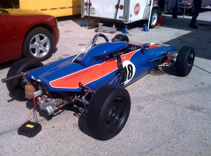 Titan Mk.6 Formula Ford