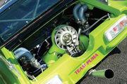 Ricardo Malanga´s Puma 2000 cm3 engine