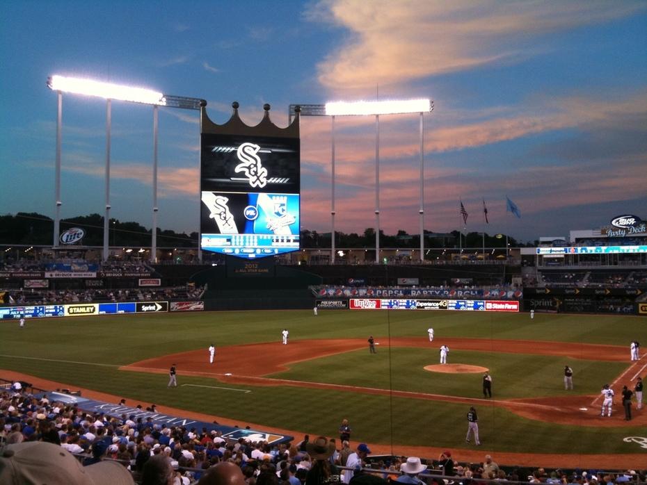 Kauffman Stadium; Kansas City, MO