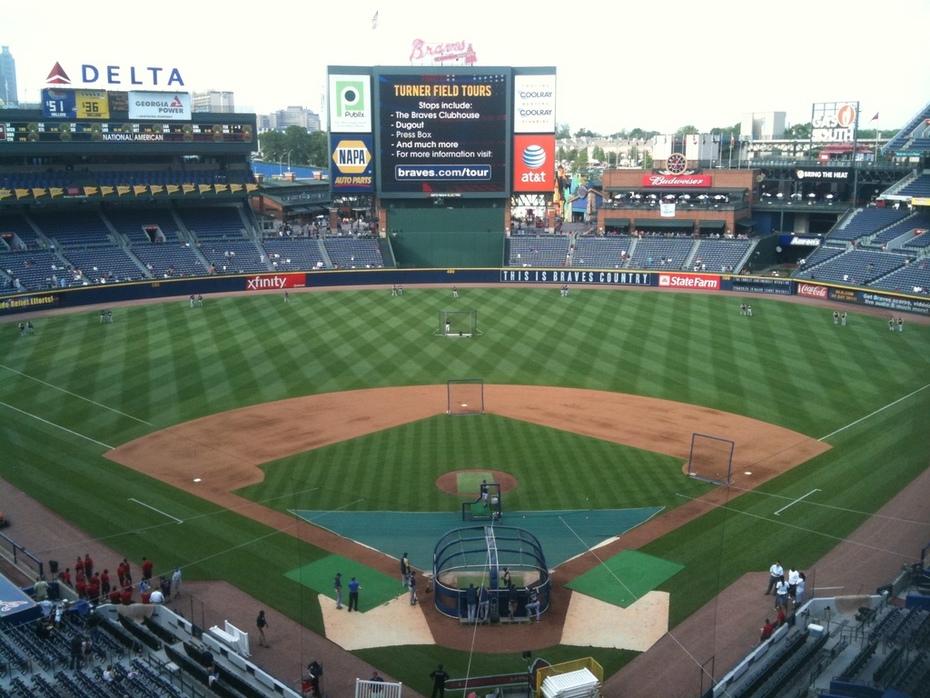 Turner Field; Atlanta, GA (retired)