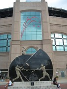 Monument Park outside of US Cellular Field- Chicago, IL