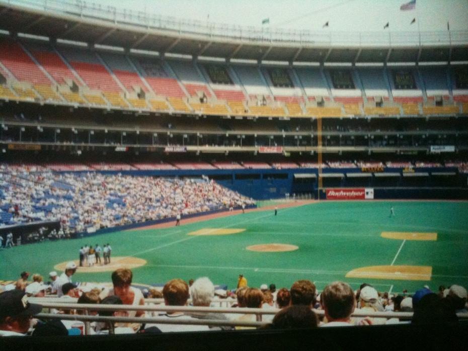 Three Rivers Stadium; Pittsburgh, PA (retired)