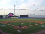 Richmond County Bank Ballpark- Staten Island, NY