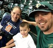Minute Maid Park, Tigers vs Astros