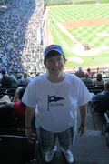 First Visit to Wrigley Field, 6/6/14