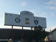 Oakland Alameda Coliseum - A's
