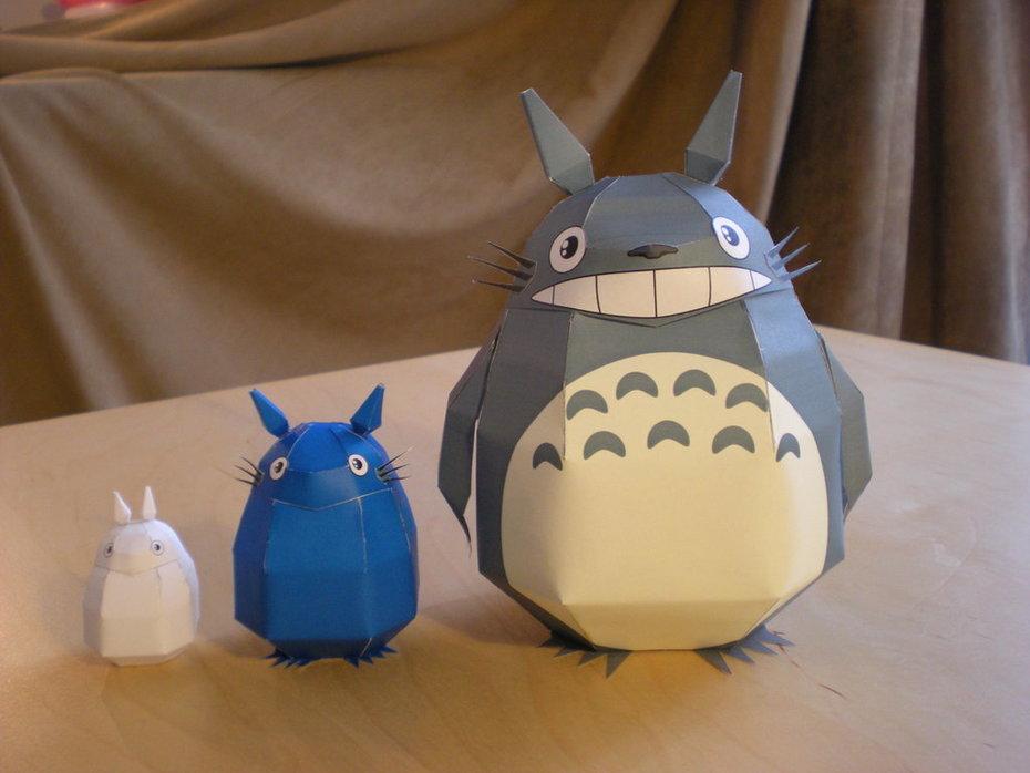 Totoro & co
