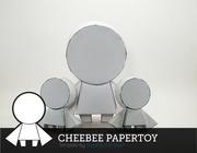 CheeBee PaperToy