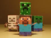 Minecraft Minis - Monsters