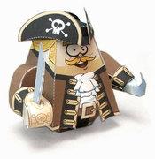 Flippy Faces Captain Cutup