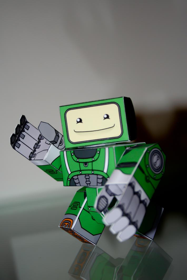 Green Poco Bot