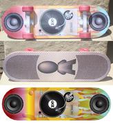 Turntable Skateboard