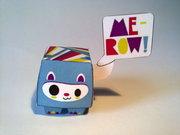 Speakerdog 97 Me-row! by Rawlyn Farley