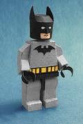 Paper LEGO Batman