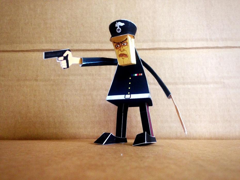 Polizia!