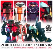 Zealot Guard Artist Series 2
