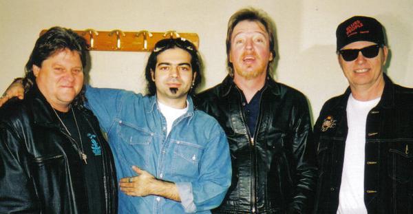 Buddy Flett (Kenny Wayne Shepherd) & The Bluebirds