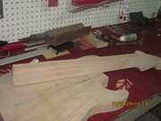 my studio build custom guitars 018