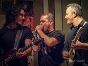 Daddy's Work Blues Band @ Vinilion (21.12.13)