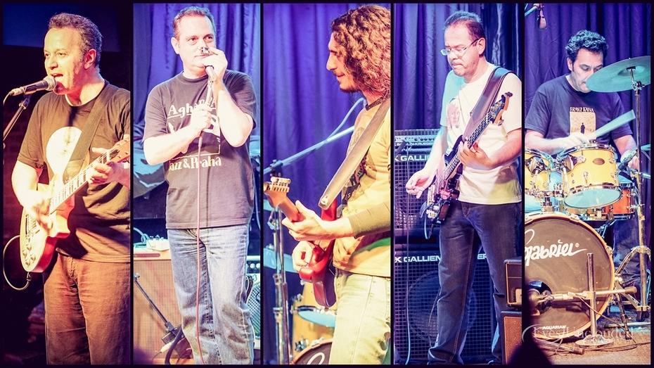Daddy's Work Blues Band @ Half Note Jazz Club