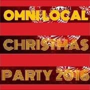 Omni Local Christmas Dinner Party, Richmond