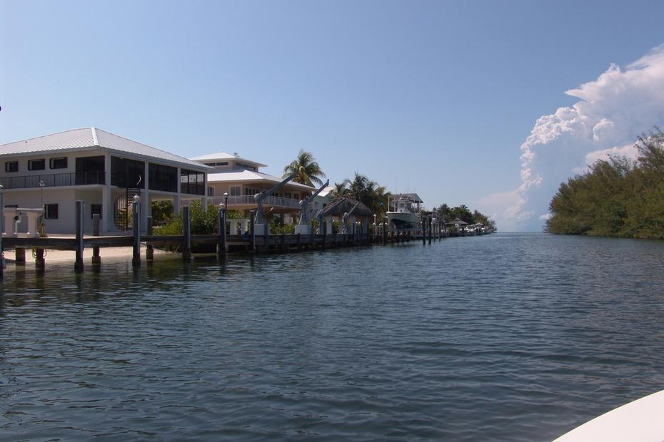 inland water way Keys FL