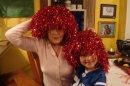 grandma and julia