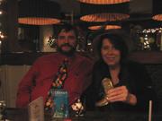 Aggie and Pru Dec 2009