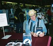 my Book Signing