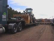 wheel loader
