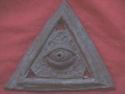 Eye and the Triangle