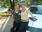 Felicia and Me - Sept. 2010