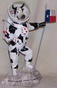 Moonwalking Cow