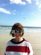 New Year's Day 2013 - beautiful day on the beach
