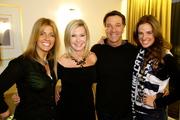 Me, Olivia Newton-John,Paul and Zoe