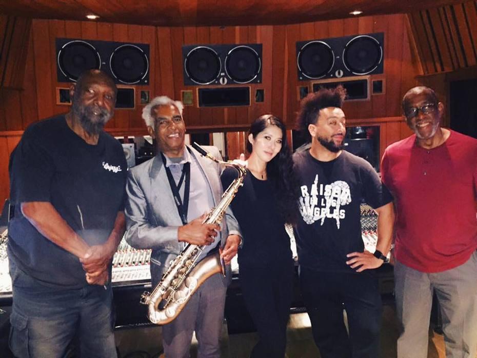 TREVOR LAWRENCE Quintet Plus w/ Masumi YAMAMOTO, Henry Franklin, Roy McCURDY & Tony AUSTIN