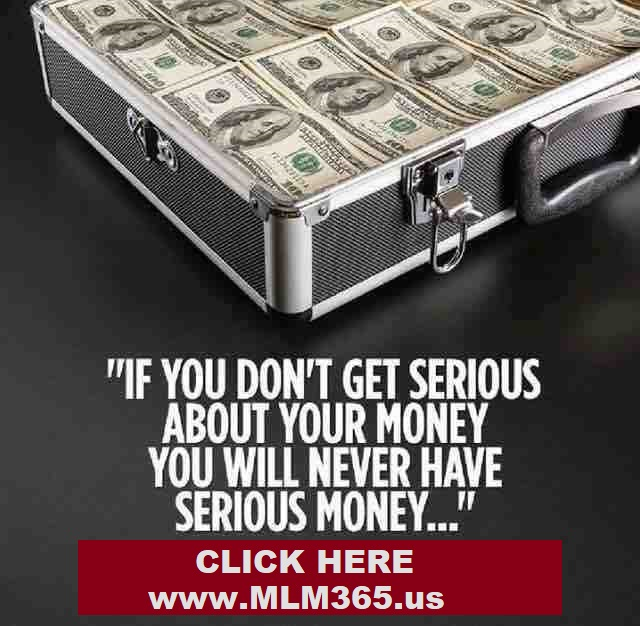 Get Serious About Making Money - CLICK HERE