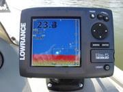 new depth finder