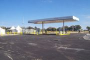 Encana natural gas station near Armistead, LA on Nov. 14, 2010