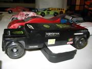 noah's energy monster truck side