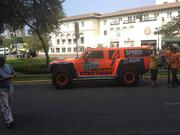 2013 Dakar Peru Arrival