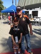 Skyler and Robby OC Fair SST Event 2013