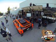 2015 Dakar Rally Scrutineering