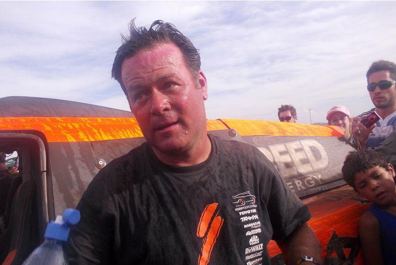 2015 Dakar Stage 2 Robby Gordon