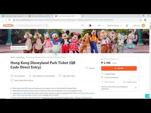 How to use Klook Voucher Codes on Rezeem.ph